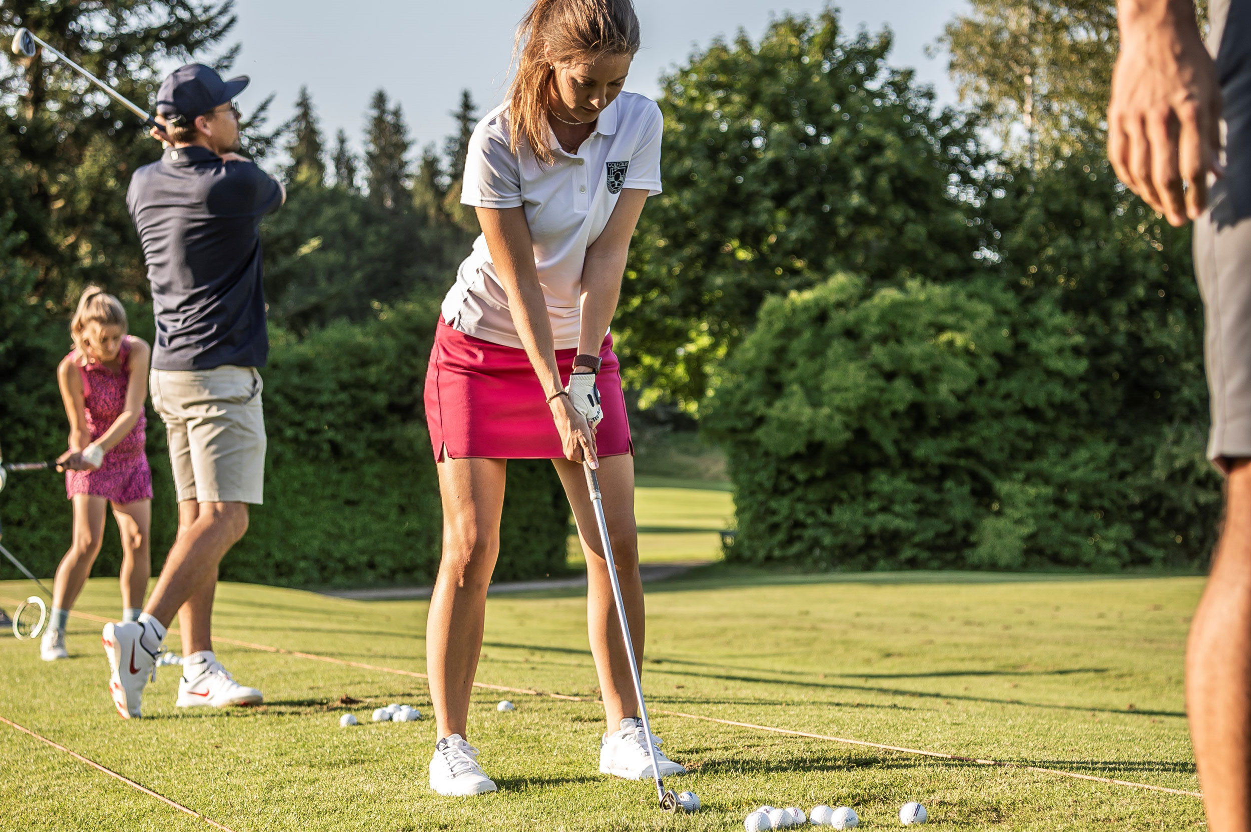 Golfclub-Höslwang